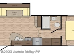 New 2017  CrossRoads Volante VL240RL by CrossRoads from Juniata Valley RV in Mifflintown, PA