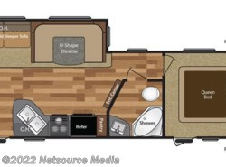 New 2017  Keystone Hideout 26RLS by Keystone from Ashley's Boat & RV in Opelika, AL