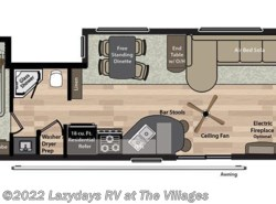 New 2016  Keystone Residence 4051FL by Keystone from Alliance Coach in Wildwood, FL