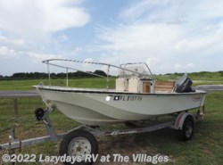 Used 1988  Miscellaneous  BOSTON WHALER MONTAUK 170 by Miscellaneous from Alliance Coach in Wildwood, FL