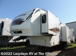 Used 2010 Keystone Copper Canyon 360FWQD available in Wildwood, Florida