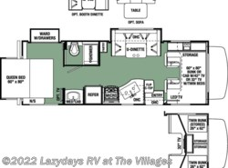 New 2017  Forest River Forester 2501TSF by Forest River from Alliance Coach in Wildwood, FL