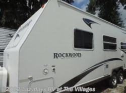 Used 2004  Forest River Rockwood 2502 by Forest River from Alliance Coach in Wildwood, FL