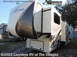New 2018 Forest River RiverStone 39FL available in Wildwood, Florida