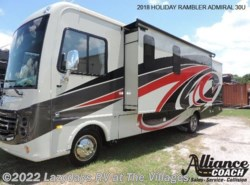 New 2018 Holiday Rambler Admiral 30U available in Wildwood, Florida