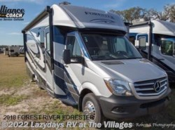 New 2018 Forest River Forester 2401WSD available in Wildwood, Florida