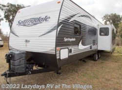 Used 2015 Keystone Springdale  available in Wildwood, Florida