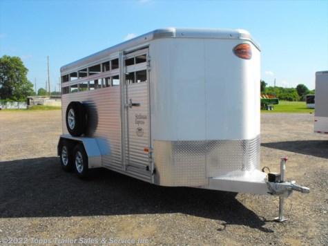 2018 Sundowner Stockman Express 16' x 6'9