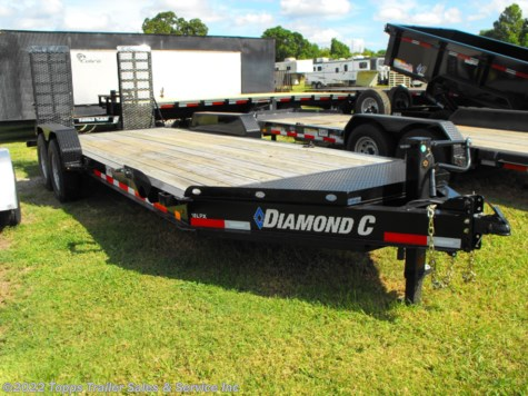 2019 Diamond C Road Clipper 20' HD EQ HAULER