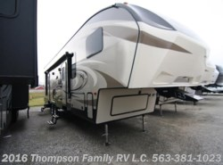 New 2016  Keystone Cougar 326SRX by Keystone from Thompson Family RV LLC in Davenport, IA
