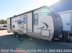 New 2016 Keystone Hideout 27DBS available in Davenport, Iowa