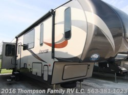New 2017  Keystone Sprinter Wide Body 347FWLFT by Keystone from Thompson Family RV LLC in Davenport, IA