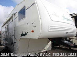 Used 2002  Forest River Wildcat WCF27RK by Forest River from Thompson Family RV LLC in Davenport, IA