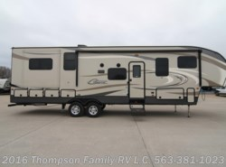 New 2017  Keystone Cougar 326RDS by Keystone from Thompson Family RV LLC in Davenport, IA