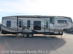 New 2016  Jayco Pinnacle 38FLSA by Jayco from Thompson Family RV LLC in Davenport, IA