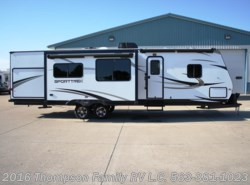 New 2017  Venture RV  SPORT TREK ST327VIK by Venture RV from Thompson Family RV LLC in Davenport, IA