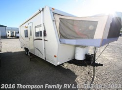 Used 2002  Jayco Kiwi 23B by Jayco from Thompson Family RV LLC in Davenport, IA