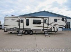 New 2017  Keystone Montana 3820FK by Keystone from Thompson Family RV LLC in Davenport, IA