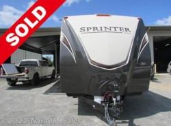 New 2018 Keystone Sprinter 325MBK available in Elkhart, Indiana