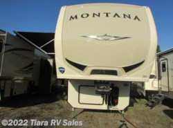 New 2018 Keystone Montana 3721RL available in Elkhart, Indiana
