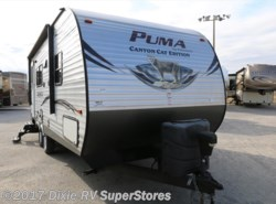 Used 2016  Palomino Canyon Cat 21FBC by Palomino from DIXIE RV SUPERSTORES FLORIDA in Defuniak Springs, FL
