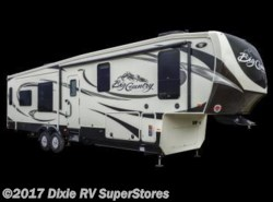New 2017  Heartland RV Big Country 3560SS by Heartland RV from DIXIE RV SUPERSTORES FLORIDA in Defuniak Springs, FL