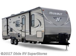 New 2017  Keystone Hideout 31RBDS by Keystone from DIXIE RV SUPERSTORES FLORIDA in Defuniak Springs, FL