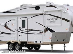 New 2015  Forest River Rockwood Signature Ultra Lite 8281WS by Forest River from RVToscano.com in Los Banos, CA