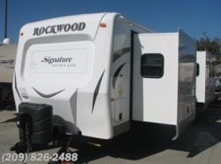 New 2016  Forest River Rockwood Signature Ultra Lite 8310SS by Forest River from RVToscano.com in Los Banos, CA