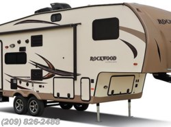 New 2017  Forest River Rockwood Ultra Lite 2650WS by Forest River from RVToscano.com in Los Banos, CA