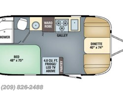 New 2017  Airstream Flying Cloud 19 Bambi by Airstream from www.RVToscano.com in Los Banos, CA