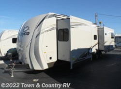New 2017  Jayco Eagle 338RETS by Jayco from Town & Country RV in Clyde, OH