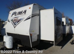 Used 2015  Palomino Puma 39-PQB by Palomino from Town & Country RV in Clyde, OH