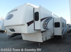 Used 2009 Keystone Montana Mountaineer 345DBQ available in Clyde, Ohio