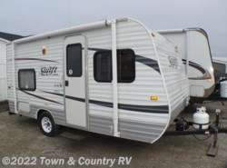Used 2012  Jayco Jay Flight Swift SLX 154BH by Jayco from Town & Country RV in Clyde, OH