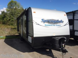 New 2017 Keystone Springdale Summerland 2600TB available in Whitehall, West Virginia