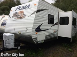 Used 2010  Palomino Puma 30KDBSS by Palomino from Trailer City, Inc. in Whitehall, WV