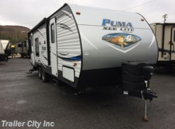 New 2017  Palomino Puma 25RSC by Palomino from Trailer City, Inc. in Whitehall, WV