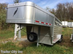 New 2016  Featherlite  8127 by Featherlite from Trailer City, Inc. in Whitehall, WV