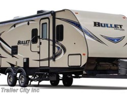 Used 2016  Keystone Bullet 243BHS by Keystone from Trailer City, Inc. in Whitehall, WV