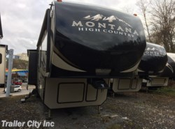 New 2017  Keystone Montana High Country 340BH by Keystone from Trailer City, Inc. in Whitehall, WV