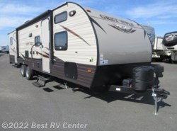 New 2016  Forest River Cherokee Grey Wolf 29DSFB Two Slideouts /Four Bunks/Two Bedrooms/ Out by Forest River from Best RV Center in Turlock, CA