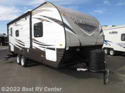 New 2016  Forest River Wildwood 21RBS LG SOLID SURFACE COUNTERTOPS/ ALL POWER PACK by Forest River from Best RV Center in Turlock, CA