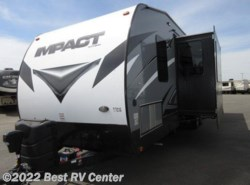 New 2016  Keystone Fuzion Impact FZ312  12FT GARAGE/ 2 Slide Outs/ 5.5 Onan Gen by Keystone from Best RV Center in Turlock, CA