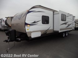 New 2016  Forest River Wildwood 281QBXL ALL POWER PACKAGE/ Outside Kitchen by Forest River from Best RV Center in Turlock, CA