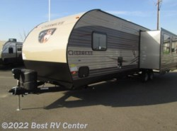 New 2016  Forest River Cherokee 274RK  Rear Kitchen / FLIP DOWN TRAVEL RACK by Forest River from Best RV Center in Turlock, CA
