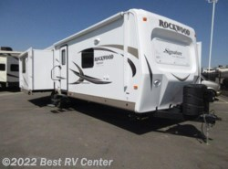 New 2017  Forest River Rockwood Signature Ultra Lite 8329SS PLATINUM PACKAGE by Forest River from Best RV Center in Turlock, CA