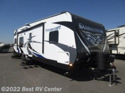 New 2016  Forest River Sandstorm 281GSLR 200W SOLAR POWER/ LG SOLID SURFACE /4.0 ON by Forest River from Best RV Center in Turlock, CA