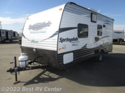 New 2016  Keystone Springdale Summerland 1700FQ /Front Walk /Around Murphy Queen Bed by Keystone from Best RV Center in Turlock, CA