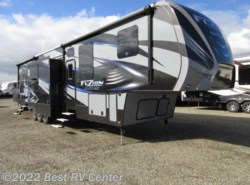 New 2016  Keystone Fuzion FZ4141 CHROME PACKAGE/ IN COMMAND SYST /6 POINT HY by Keystone from Best RV Center in Turlock, CA
